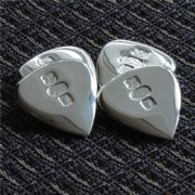 Treasure Tones - Jazz Fat Silver - 1 Pick | Timber Tones